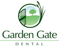 Garden Gate Dental Mobile Logo
