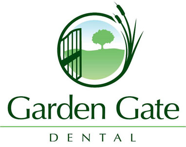 Garden Gate Dental Mobile Retina Logo