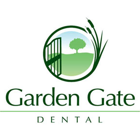 Garden Gate Dental Retina Logo