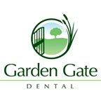 Garden Gate Dental Sticky Logo